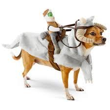 Dog Costumes Halloween Dog Stand Star Wars Halloween Taun Taun
