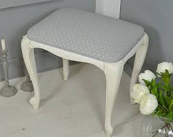 White Shabby Chic Dressing Table by Dressing Table Etsy