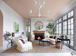 Images Of Livingrooms by Ceiling Paint Ideas And Inspiration Photos Architectural Digest