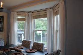 elegant curtain rods for bay windows how to curtain rods for bay