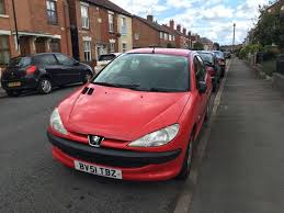sale peugeot peugeot 206 for sale in newquay perfect first car in newquay