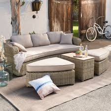 living set belham living wingate all weather wicker sofa daybed sectional set