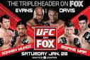 Rashad Evans vs. Phil Davis