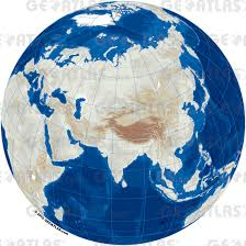 World Map Asia by Geoatlas World Maps And Globe Globe Asia Map City