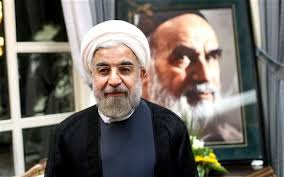 Hassan Rowhani  The Iranian president and the mystery of the     The Telegraph