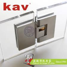 glass door hinges for cabinets kav 180 degree stainless steel glass door hinges kitchen cabinet
