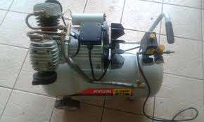 air compressor will not start