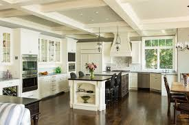 Interior Design Kitchen Living Room Kitchen Designs Beautiful Large Open Space Kitchen With Elegant
