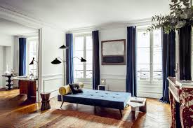 hilary swank just finished decorating her paris apartment u2014and ad