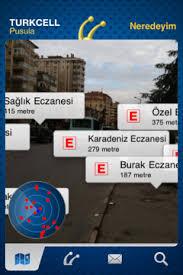 Telefonunuza Turkcell Pusula Sistemini İndirin