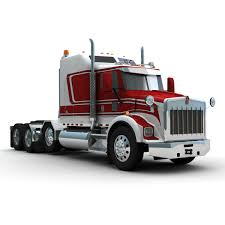 kenworth models t800 truck heavy haul model