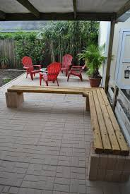 Lowe Outdoor Furniture by Cheap Outdoor Landscape Timber Bench Seating Materials 9