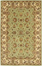 Green And Beige Rug Mint Green Oriental Rug With Brown Tan Walls Gold Cream Wall