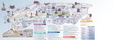 Central Park New York Map by Maps Update 1368632 New York Tourist Map Pdf U2013 Getting A Sense