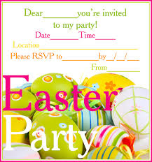 easter party invitations theruntime com