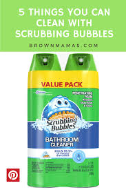 Cleaning Grease Off Walls by 5 Things You Can Clean With Scrubbing Bubbles Brown Mamas