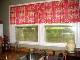 kitchen design ideas ideas for window treatments modern valance