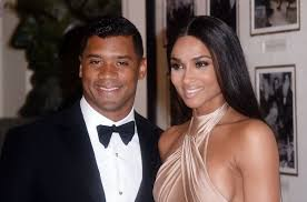 Celebrity engagements and marriages   Newsday Ciara and Russell Wilson