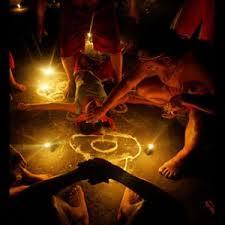 santeria ritual