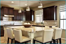kitchen island with seating for 4 kitchen island with table