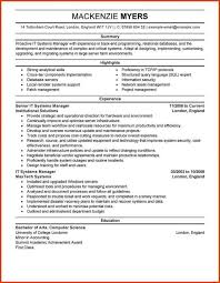 Brand Marketing Manager Resume Examples It Professional Cover     jobsDB