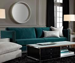 Green Sofa Living Room Ideas Entrancing Blue Green Sofa Sofa Design Ideas Ordinary Teal Sofa