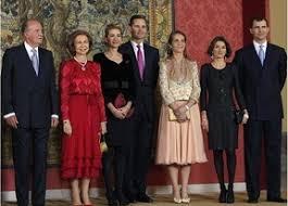 La  consorte del rey, Urdangarín y Elena en el Hola