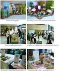 """มูลนิธิฯ ร่วมจัดนิทรรศการข้าวในโครงการ """"Healthy Corner"""""""