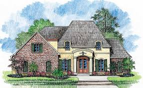 French Style Floor Plans French Country Home Plan With Extras 56334sm Architectural