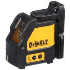 dewalt cross line laser level dw088k the home depot