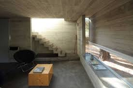 Modern Concrete Home Plans And Designs Modern Concrete Home Staircase Interior Design Modern Home Stair