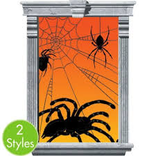 40 best halloween window decorations party city images on