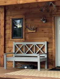 Wood Bench Plans Indoor by Best 25 X Bench Ideas On Pinterest Bench Plans Diy Bench And