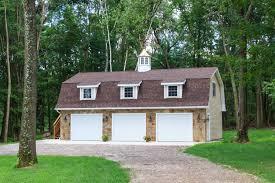 patriot gambrel style 1 story garage the barn yard u0026 great