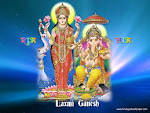 FREE Download Diwali Laxmi Ganesh Wallpapers - Downloadable