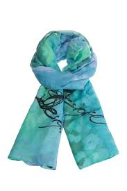 Desigual Home Decor by Desigual Aqua Blue Scarf From Toronto By Eye On Fashion U2014 Shoptiques