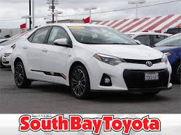 81 used cars in stock gardena torrance south bay toyota