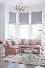 Pink Sofa Bed by There U0027s Been A Lot Of Buzz In Design Circles Around Blush Pinks In