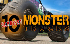 monster truck show tucson 10 scariest monster trucks motor trend