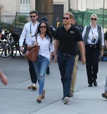does meghan markle u0027s shirt choice point to marriage with prince harry