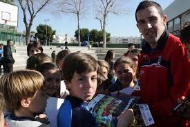 Jose Ruiz. El jugador del Fisiomedia Manacor regresa al combinado nacional para el partido oficial entre Eslovaquia y España. - Visita-Montesion-Jose-Ruiz-1