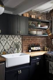 Brick Tiles For Backsplash In Kitchen by Tile Tuesday Weekly Tile Inspiration From Around The Web