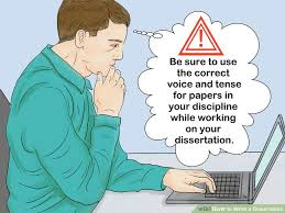 Ways to Write a Dissertation   wikiHow wikiHow