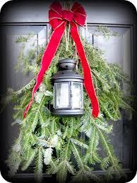 christmas front door decor christmas lights decoration