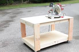 Plans For Building A Wooden Workbench by 17 Free Workbench Plans And Diy Designs