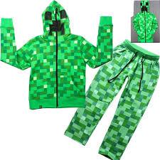 Halloween Minecraft Costume Cheap Minecraft Costume Aliexpress Alibaba Group