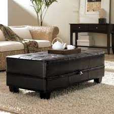 coffee table luxury leather square ottoman uk alfred ready to thippo