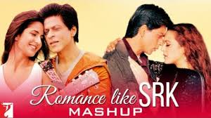 romance like srk mashup valentines day 2015 special