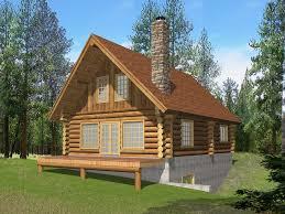 mountain log cabin house plans homeca