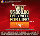 $5000 A Week For Life Winner Selection List – Are You On It? | PCH ...